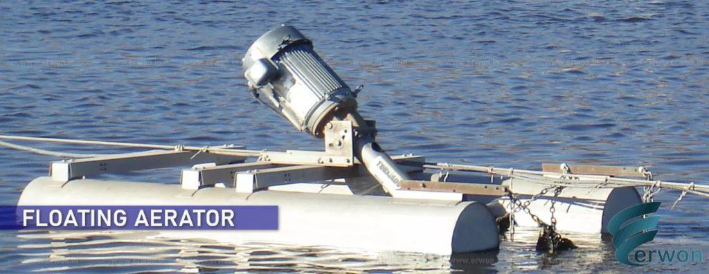 Pond Aerator - Floating Aerator - Manufacturer - Supplier - Erwon Energy