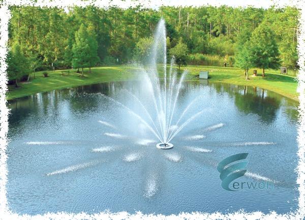 Floating Fountain Manufacturer - Erwon Energy