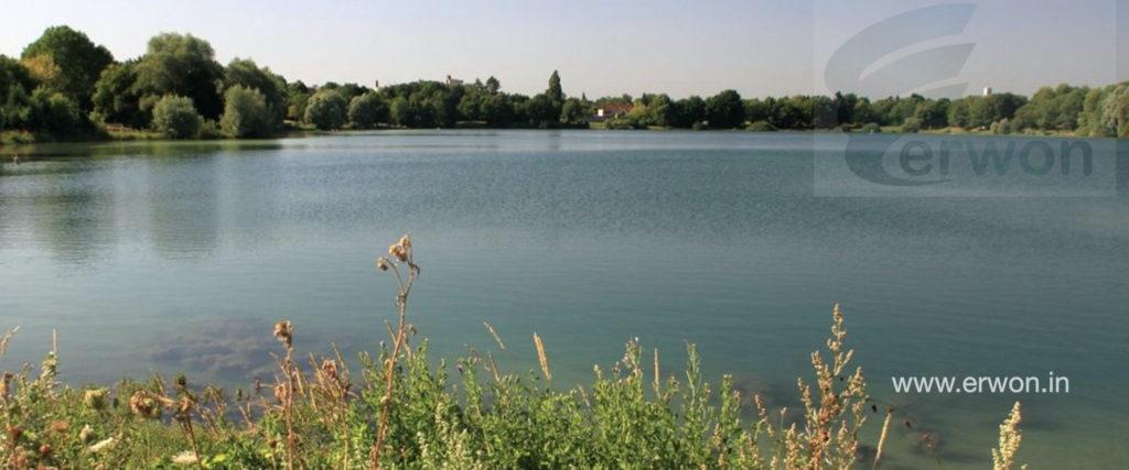 Lake restoration Erwon Energy